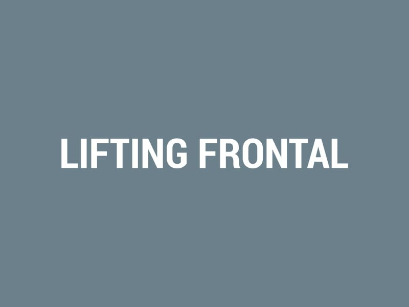lifting frontal