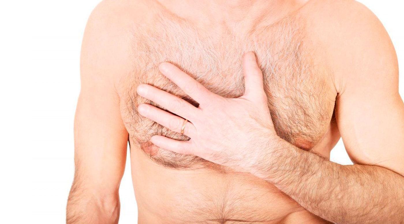 Redução de mamas para homens